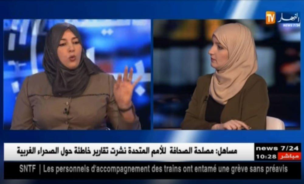 Récidive : L'islamiste Naima Salhi s'attaque aux militants kabyles et au journaliste Mustapha Hammouche