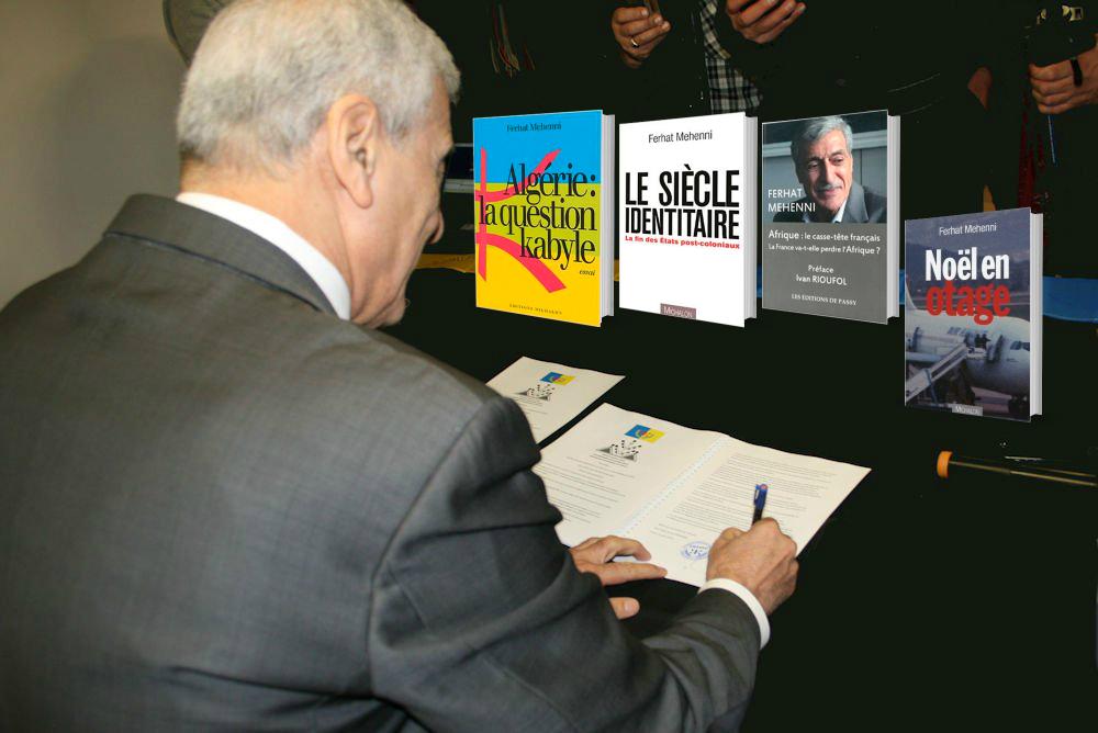 «Kabylie : Mémorandum pour l'indépendance» paraîtra le 03 novembre