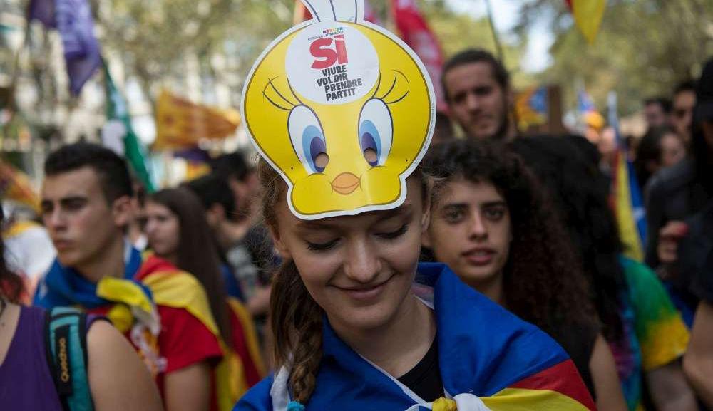 Que retenir de l'excellente communication des indépendantistes catalans?