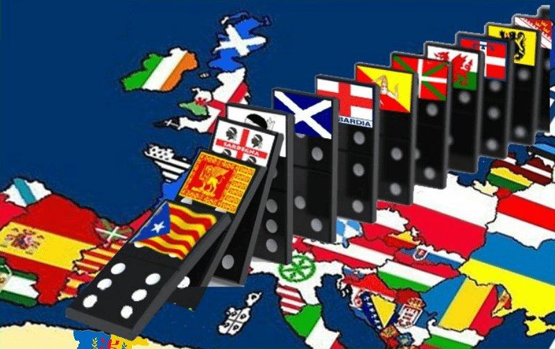 La République catalane reconnue par plusieurs Nations sans Etat