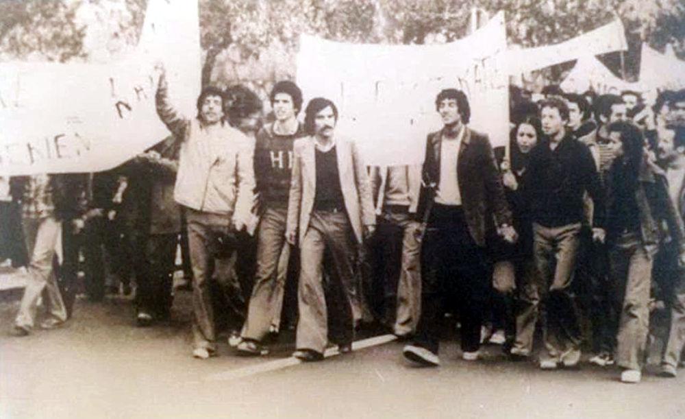 Mémorandum – Algérie VS Kabylie : les années 80, à l'assaut de la dictature algérienne