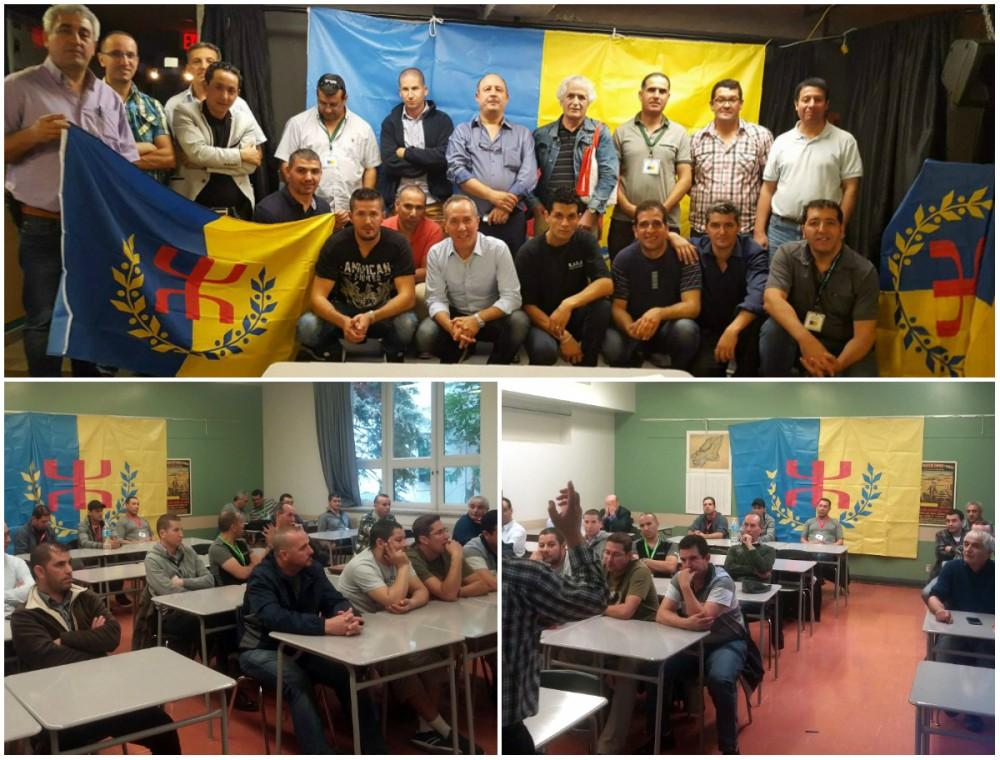 Coordination MAK-Anavad Amérique du Nord : Appel à une rencontre d'information et de débat le samedi 02 décembre