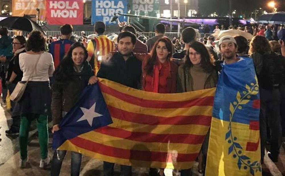 La Kabylie sur la voie de la belle révolutioncatalane