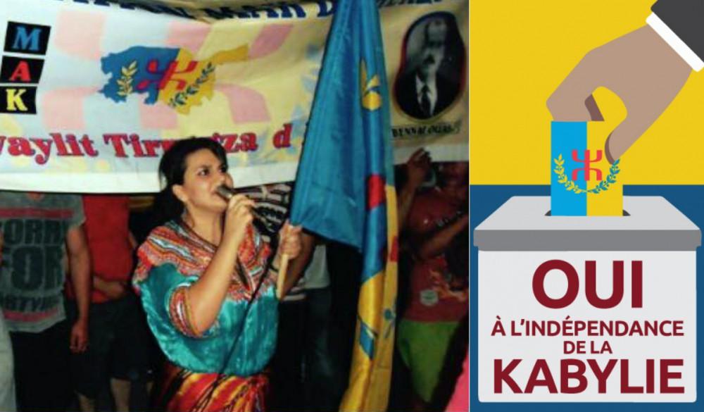 Rachida Ider appelle le peuple kabyle à boycotter les élections algériennes