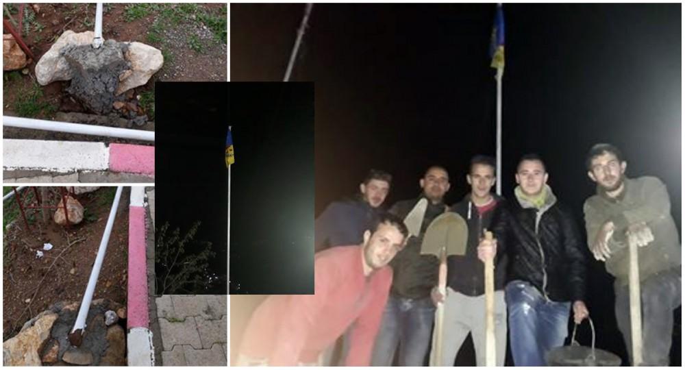 Le village de Tizit toujours sous la protection du drapeau kabyle