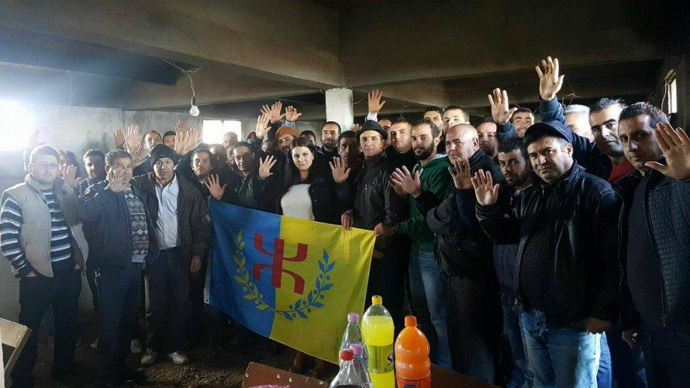Réunion de la CR-Ouest du MAK-Anavad à Tigzirt: examen de la situation politique et perspectives
