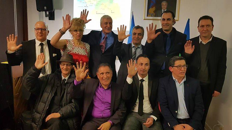 Le nouveau Gouvernement provisoire kabyle installé ce samedi