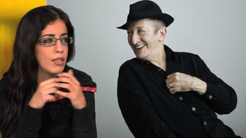 Idir et ses dires sur le divan de Sarah Haidar