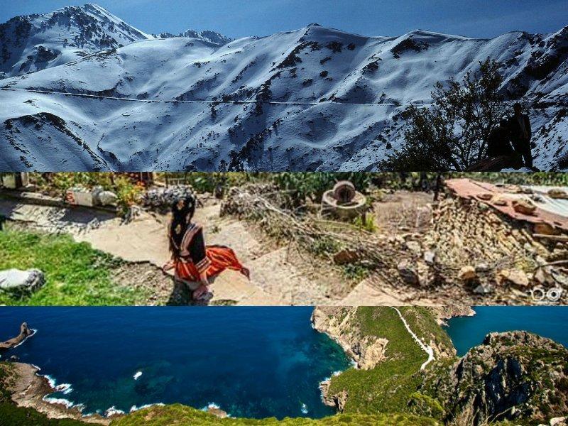Compte Rendu de la visite de travail du Ministre délégué chargé du Tourisme en Kabylie
