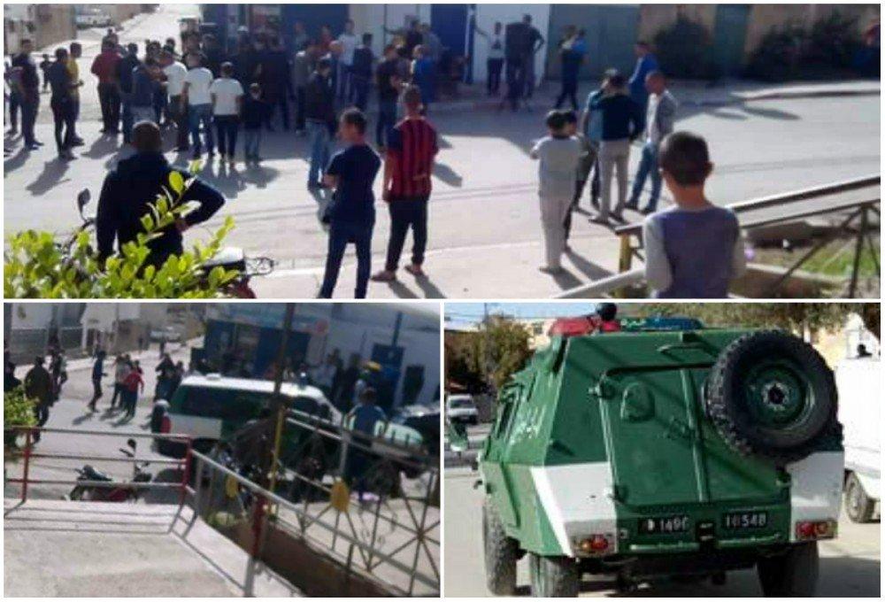 L'Anavad dénonce la répression en cours à Saharidj