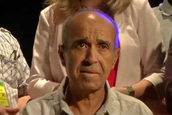 Message de Ferhat Mehenni à son compagnon de combat Said Boukhari
