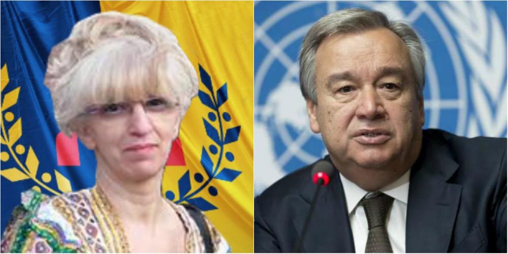 Droit à la libre circulation bafoué par l'Algérie : Sakina At Sliman écrit à Antonio Guterres