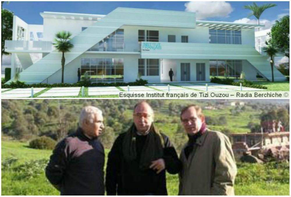 L'Institut français de Tizi-Ouzou rouvrira-t-il ? L'ambassadeur de France à Tizi-Ouzou