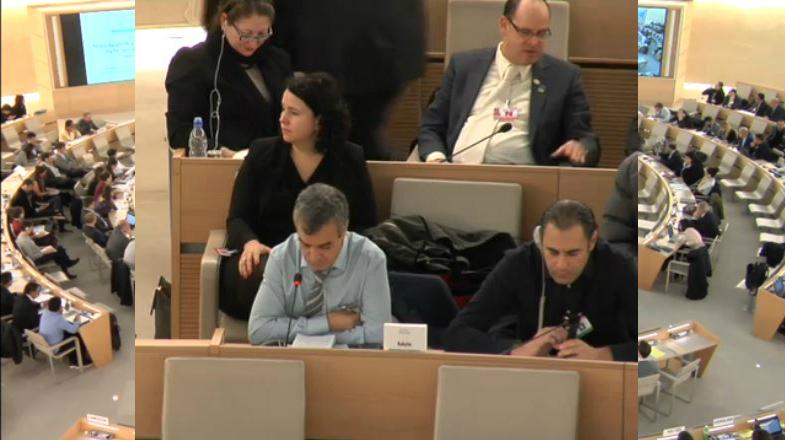 Première intervention du premier ministre kabyle à l'ONU : «Le peuple kabyle n'est pas une minorité mais est minorisé par le colon algérien»