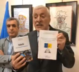 Ferhat Mehenni : « La langue Kabyle n'a pas besoin d'un statut mais d'un ÉTAT »