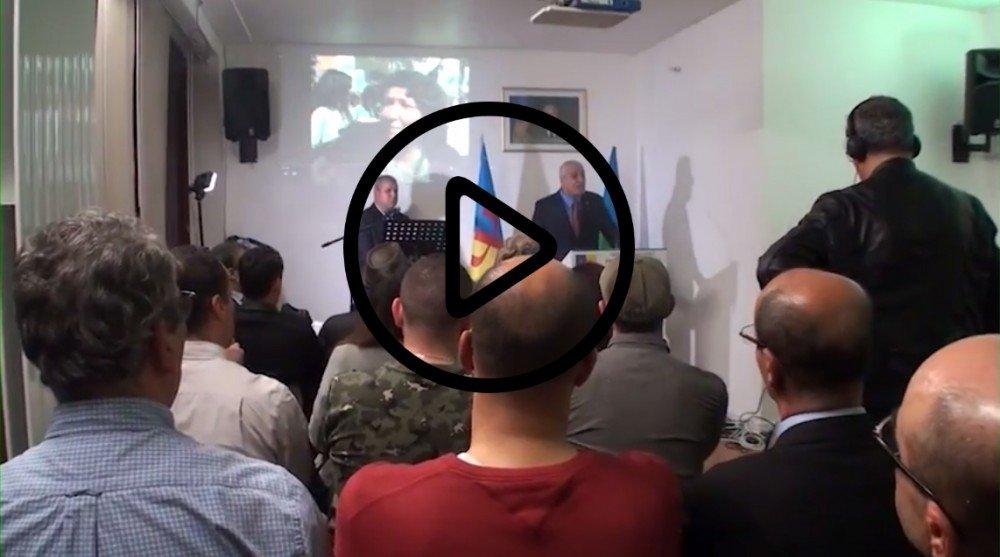 Vidéo : Installation du nouveau Gouvernement provisoire kabyle