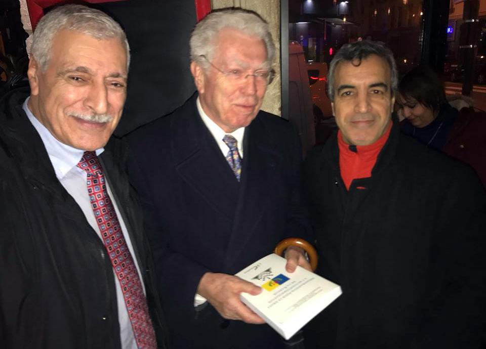 Accords d'Evian et Mémorandum pour l'indépendance de la Kabylie, un continuum