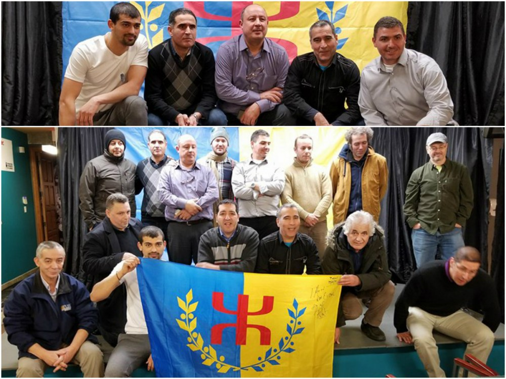 Élection de la nouvelle coordination régionale du MAK-Anavad Amérique du Nord