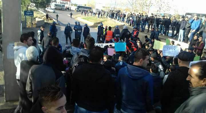 Le MAK-Anavad condamne l'état de siège algérien sur Tuvirett
