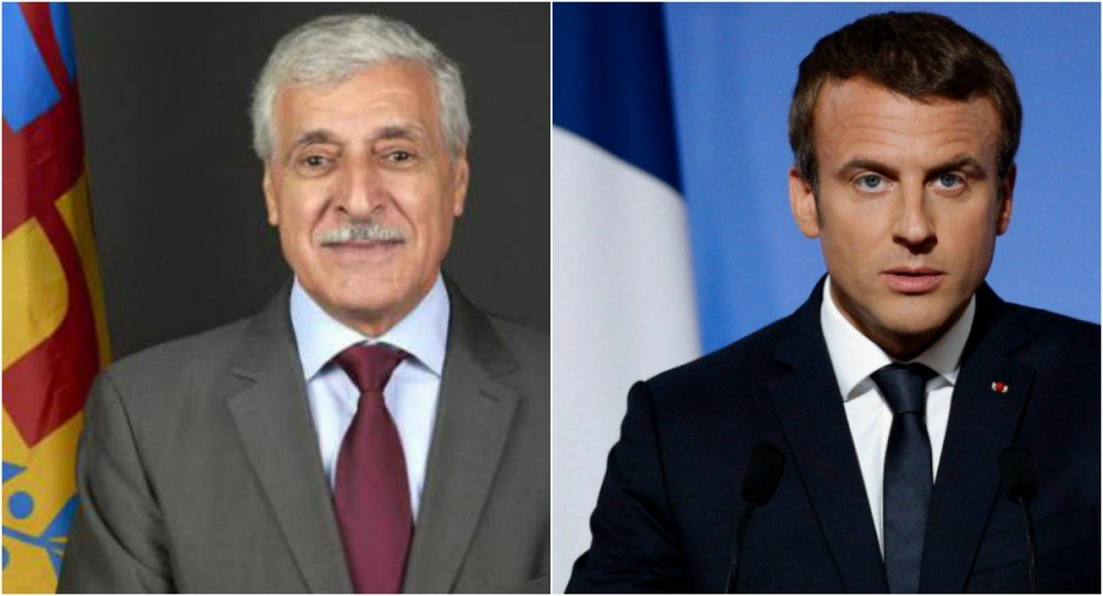 Open letter from Ferhat Mehenni to Emmanuel Macron on the eve of his visit to Algeria