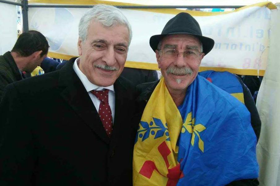 Consultations pour former le premier Parlement kabyle