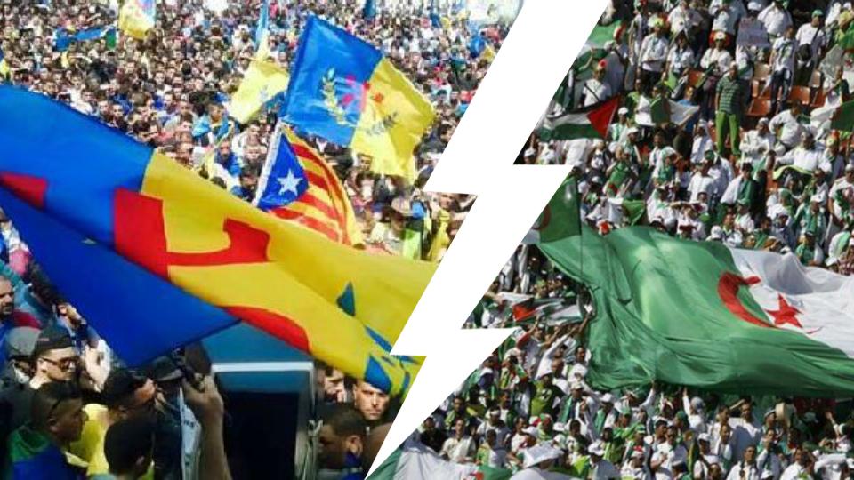 Yennayer : Détails sur la contre-marche du pouvoir colonial algérien le 12 janvier 2018 à Tizi-Wezzu