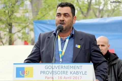 La section MAK-Anavad de Toulouse solidaire des militants souverainistes en Kabylie