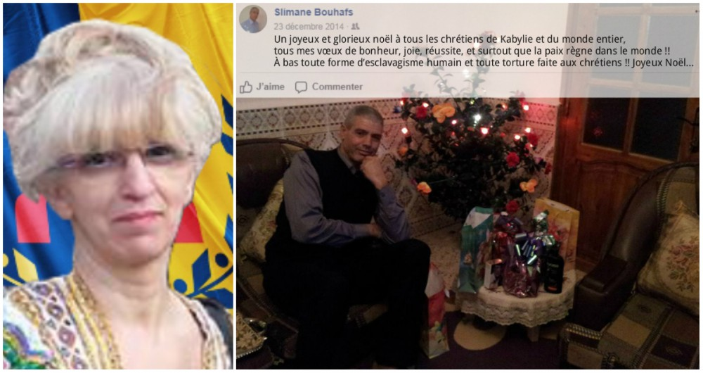 Sakina At Sliman exige la libération immédiate de Slimane Bouhafs