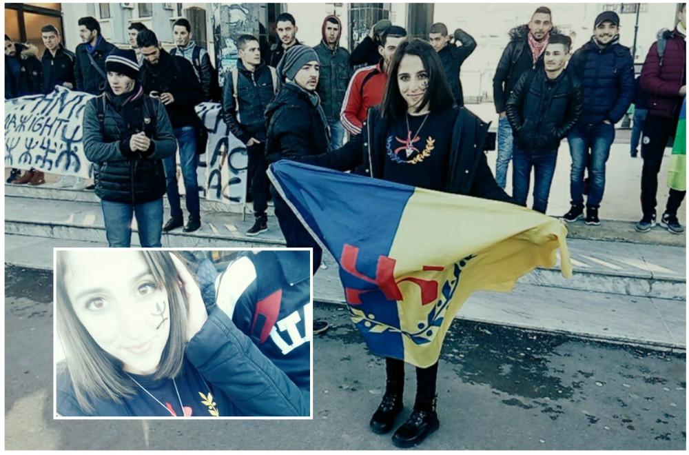 Talsa ou la Pasionaria Kabyle qui dit non au machisme et à toutes les discriminations