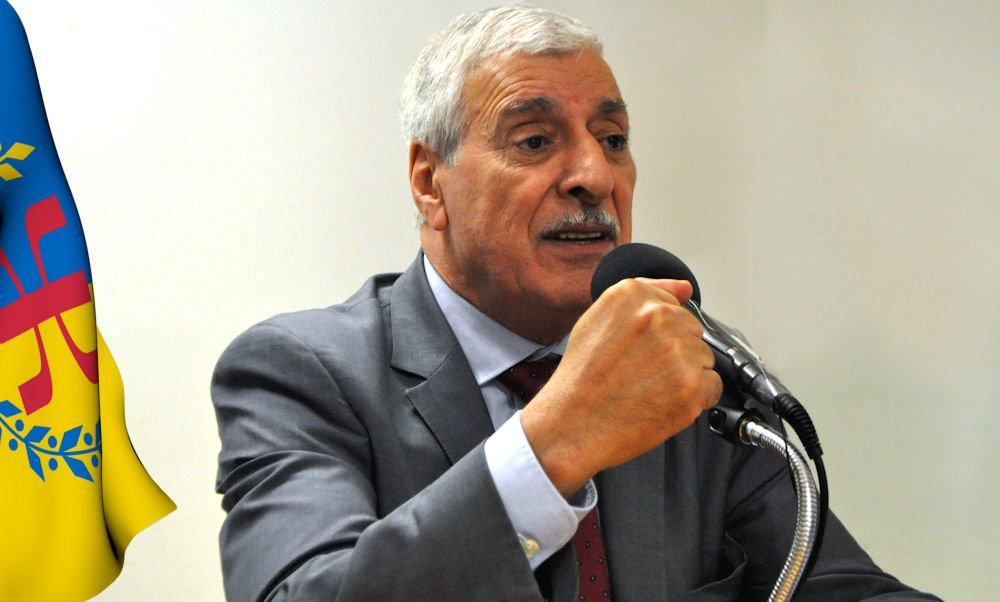 Le président Ferhat Mehenni exige la levée du siège en cours à Azazga