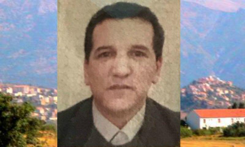 Condoléances des membres de l'Anavad à leur collègue Muhend Beloucif