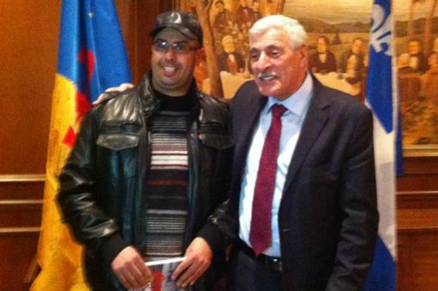 Alerte : le militant souverainiste Younes Yahou arrêté par la police coloniale algérienne