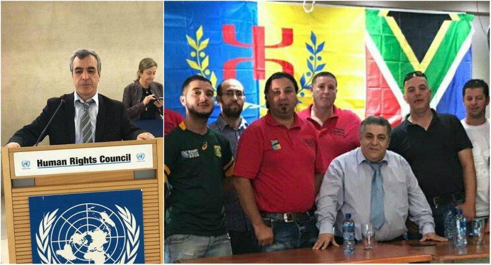 Le premier ministre Zidane Lafdal exige la libération de Yuva n Tala Hemmu et ses deux camarades
