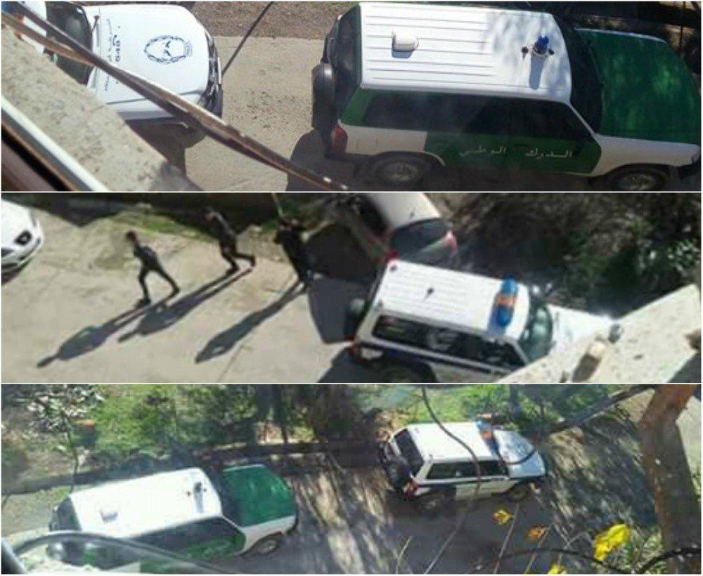 Alerte rouge : Près d'une centaine de militants kabyles encerclés par la gendarmerie coloniale algérienne