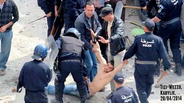 L'Anavad s'adresse aux policiers, gendarmes et militaires Kabyles