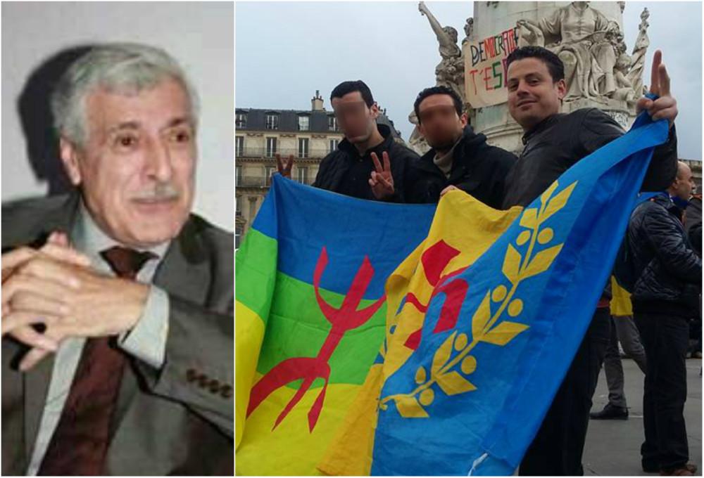 Le président Ferhat Mehenni rend visite à quatre ressortissants kabyles dans un centre de rétention administrative