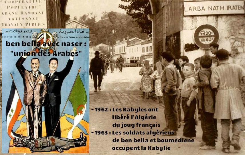 Jusqu'à quand le mutisme destructeur de l'élite kabyle ? Chronique d'Ukkim A.T.