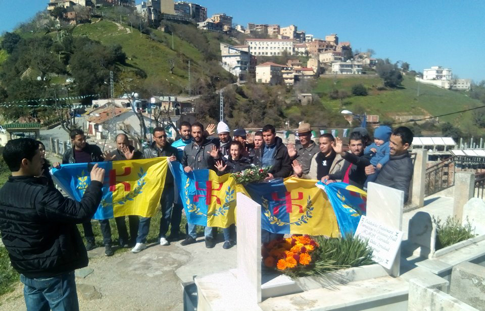Le MAK-Anavad rend hommage à Dda Lmulud At Mεammaṛ
