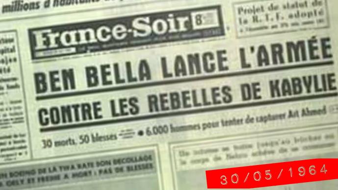 «Kabyle», ce mot tabou pour le pouvoir colonial algérien arabo-islamiste