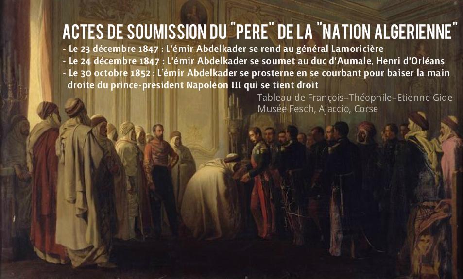 Des KDS et Tonton Macoute : De la violence coloniale française à la violence coloniale algéro-arabico-islamique
