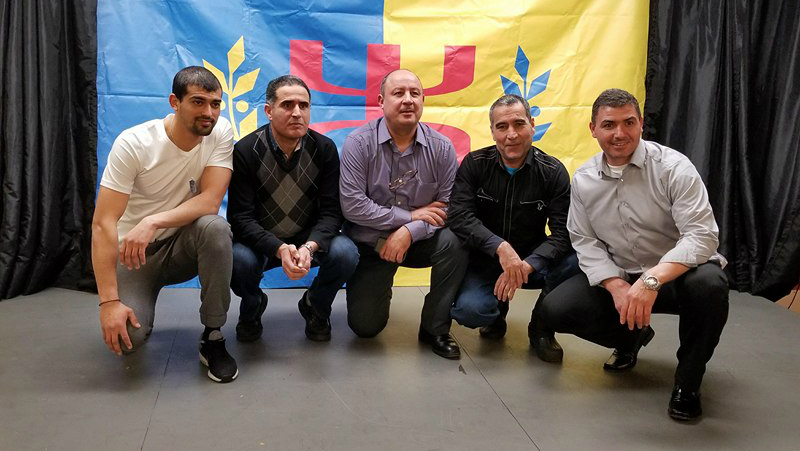 Rencontre kabyle