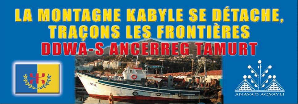 Il est temps de détacher la montagne Kabyle de ce pays appelé Algérie