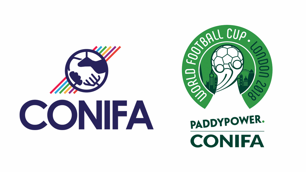 Paddy Power sponsor officiel de la Coupe du monde de foofball ConIFA 2018