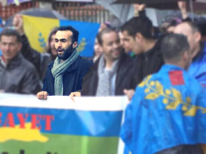 Un militant souverainiste d'Aqvu convoqué demain par la gendarmerie coloniale algérienne