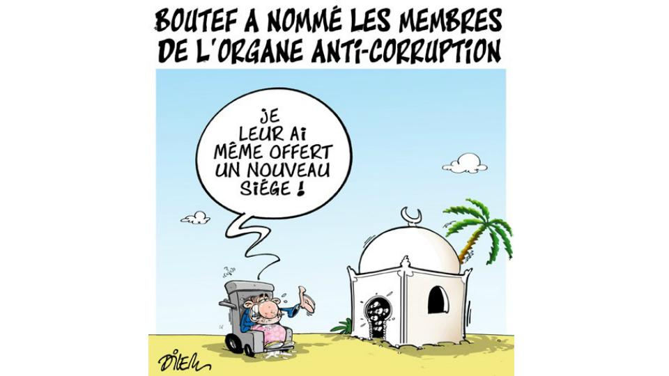 La création d'associations en Kabylie face à la gangrène de la corruption algérienne