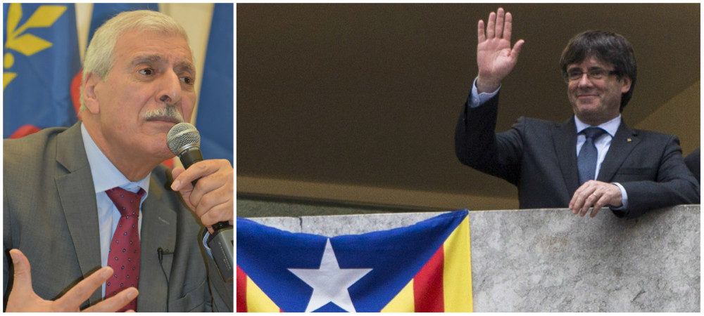 Ferhat Mehenni sur l'arrestation de Puigdemont : «La démocratie n'est pas un crime»