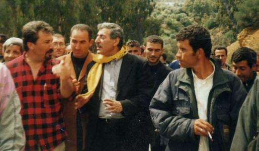 Le Kabyle Raziq Zwawi empeché de se rendre en France par l'Algérie coloniale