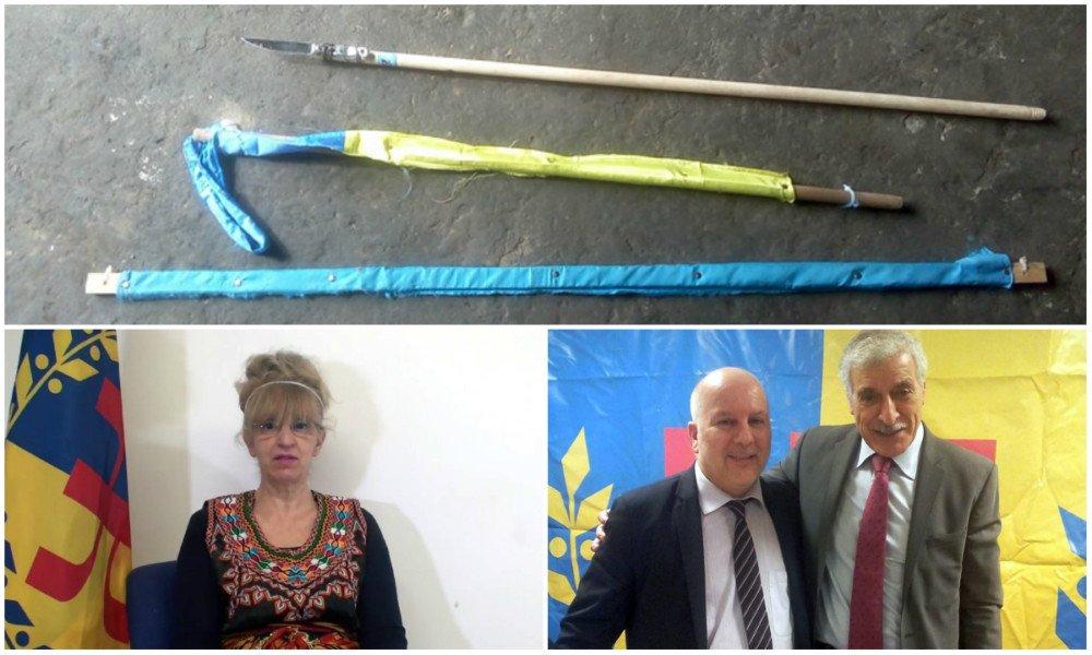 L'Anavad condamne l'acte de vandalisme sur le drapeau kabyle au village Amirouche