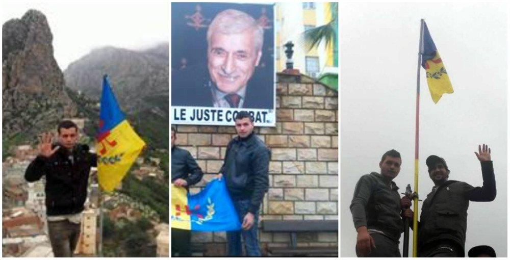 De la détermination des militants kabyles harcelés par la police coloniale algérienne