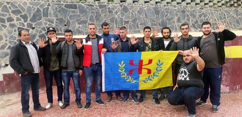 Libération de tous les militants du MAK séquestrés par la police coloniale algérienne